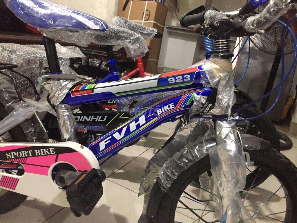 Xe đạp trẻ em giá ưu đãi, bánh 16in
