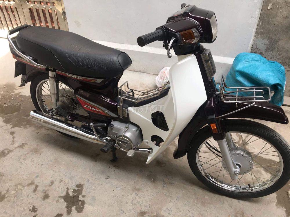 Dream Thái Honda biển HN máy chất bao test