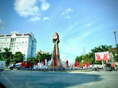 Hiếm. Nhà mặt phố sầm uất Thị xã Từ Sơn 90m2