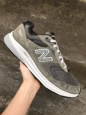 Giày 2hand real New Balance 880 xám size 42.5