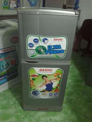 Tủ lạnh Sanyo không đông tuyết 125 lít