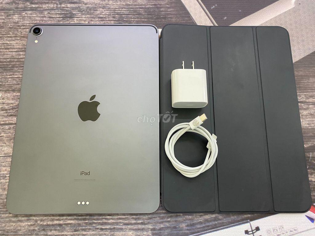 ipad Pro 11 wifi 512GB 2018 Gray 99.9% sạc 39 lần