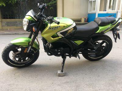 Honda CB 170 màu xanh chính chủ đăng ký biển HN