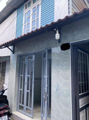 Bán nhà 1 lầu hẻm 487 Võ Thị Nhờ (HTP) Quận 7