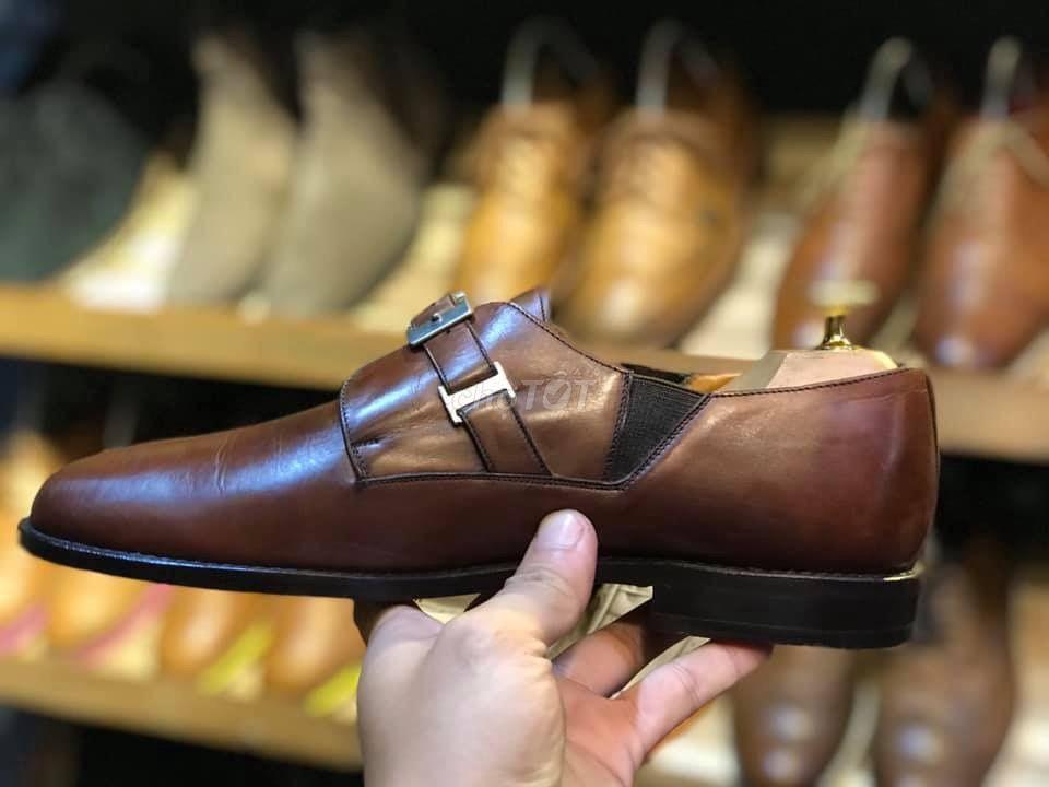 Giày si hiệu Avventura made in Spain. Size 39,5