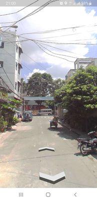 Mặt bằng kinh doanh Quận Tân Phú 30m²