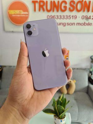 Apple iPhone 11 64 GB Đủ màu Pin 100% Còn BH hãng