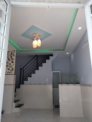 Bán nhà 2 tầng, đường Nguyễn Bình, Nhà Bè 970 tr