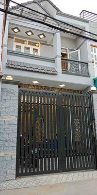 Nhà 1 trệt 1 lầu đường Minh Phụng, phường 9, q11.