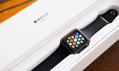 Apple watch seri 3 - 42 mm mới mua TGDĐ