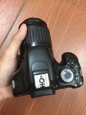 Canon 550d kèm lens 80 200