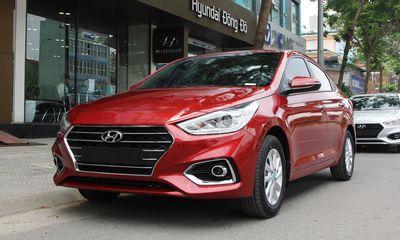 [Hyundai Accent 2020] TGóp chỉ từ 100tr, Htrợ Grab