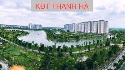 Đất khu đô thị Thanh Hà 100m²