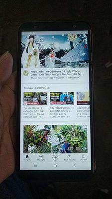 Samsung Galaxy J6 plus Đỏ 32 GB