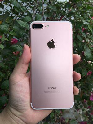 iPhone 7 Plus 128gb màu hồng   7plus Rose Gold