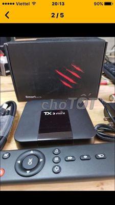 Adroi TV box TX3 ATV 9.Điều khiển bằng gọng nói