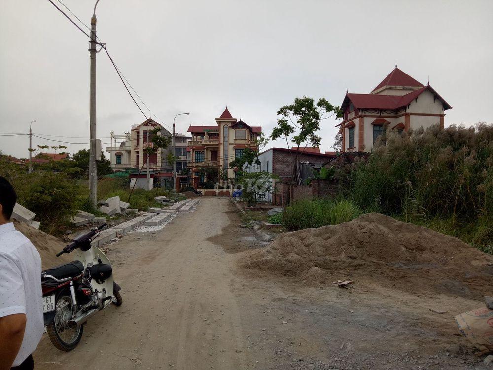 Đất đấu giá Võng La, Đông Anh 71.7m2  gần kcn TL