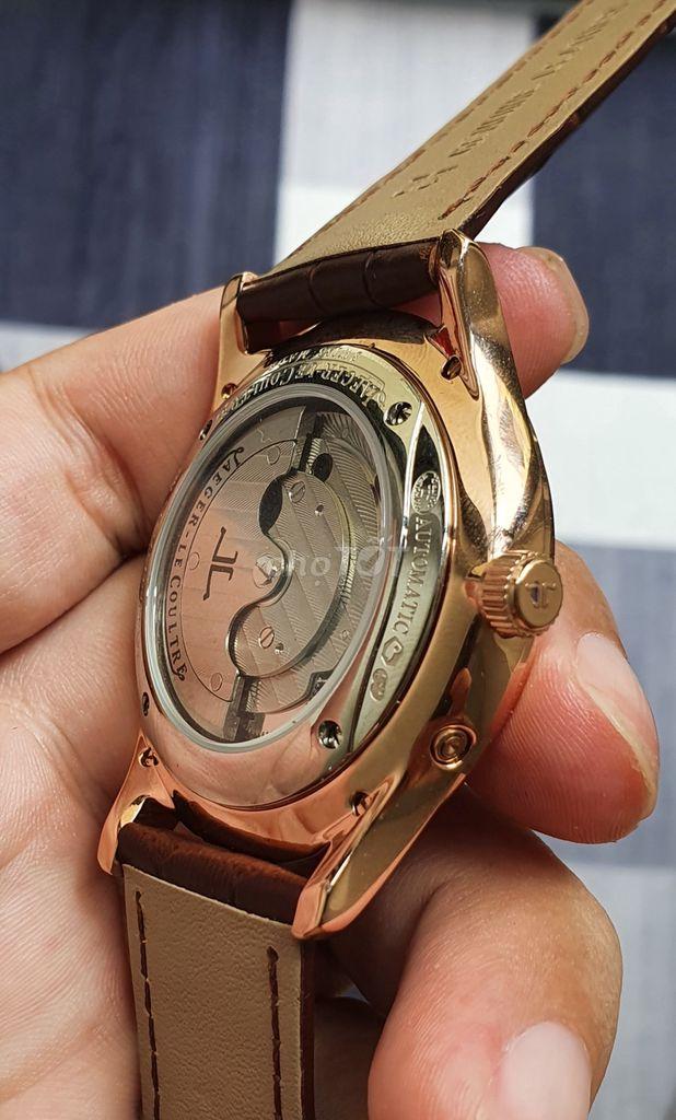 0383888759 - Đồng hồ JL 6 kim trữ cót 40h