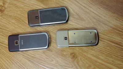 Nokia phổ thông 8800 Đen 8 GB thanh ly nhanh
