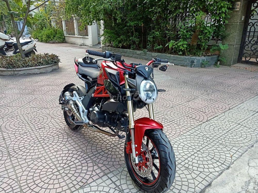 Ducati agusta 125 màu đỏ chính chủ 2019