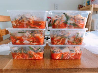 Kim chi nhà làm (Túi 1kg)