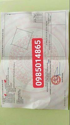 Sổ đỏ chính chủ bán lô đất Thuận Thành Bắc Ninh