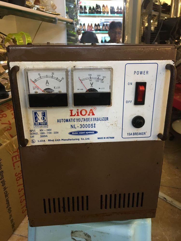 LiOA dải rộng 90v-250v 3kva dây đồng zin 100%