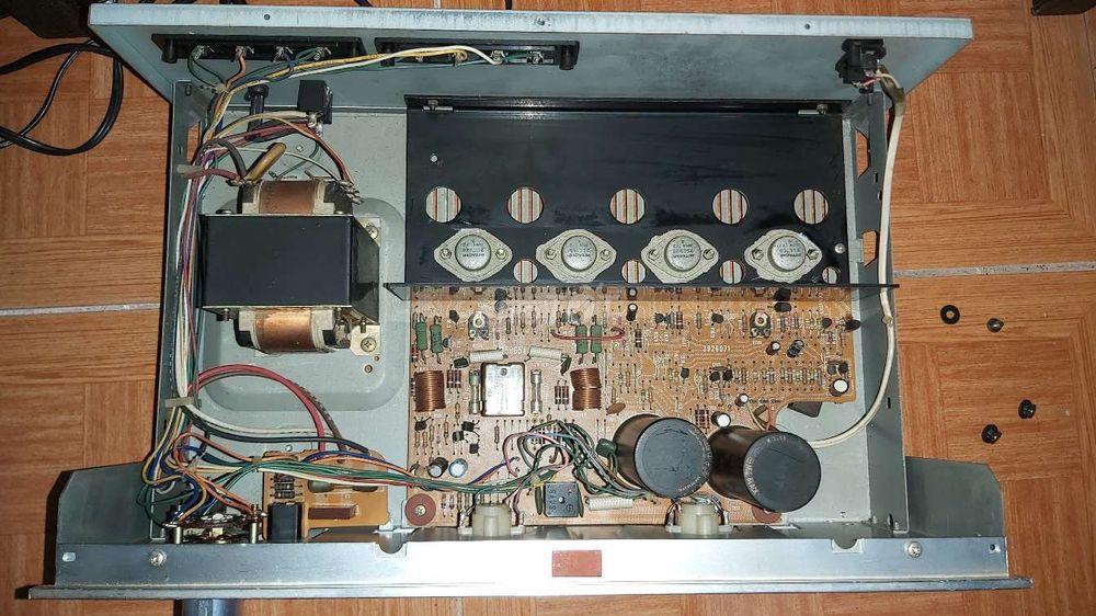 Bộ pre LoD Hitachi HCA-4500, pow HMA-3700.