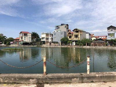 TUYỆT VỜI: Mặt hồ Tai Trâu 70tr/m2