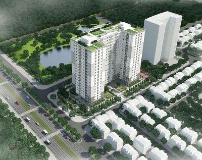 Dự án Nhà ở xã hội nóng nhất đầu năm ở Nguyễn Xiển