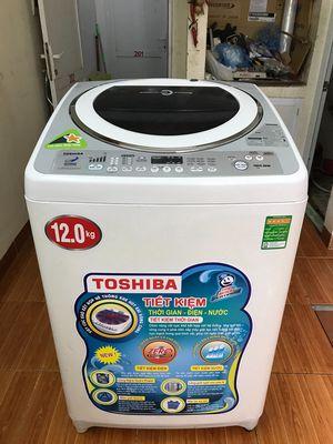 Máy Giặt TOSHIBA 12kg inverter,TLan,Mới như hình