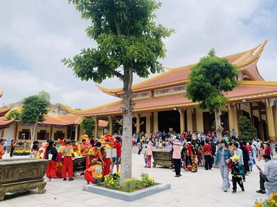 Đất Nền đẹp xây Khách Sạn ngay Thiền viện AG, TTTM
