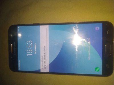 Samsung Galaxy j7 plus máy 2 sim RAM 4gb