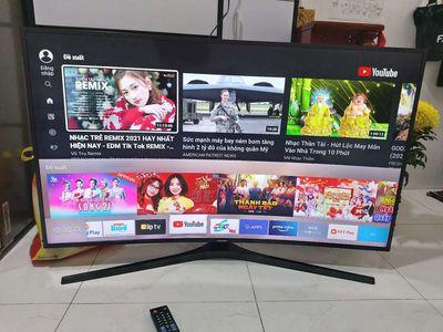 Cần bán 1 con tivi 49in samsung màn hình cong