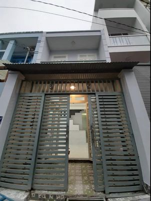 Nhà 44m2 2PN hẻm Lê Quang Định Bình Thạnh,Gần Chợ