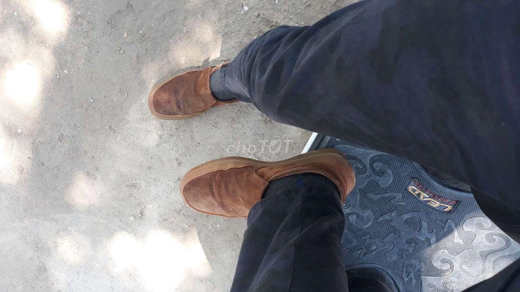 Giày lười Lờ Vê size 43