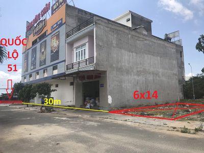 ĐẤT NGỘP 6x15 THỔ CƯ CHỢ KIM HẢI, MT ĐƯỜNG 21m