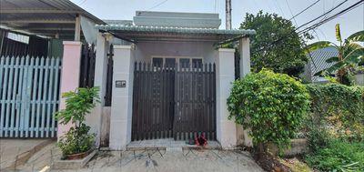 Nhà 1 trệt 1 lửng, 89m2, Nguyễn Thị Lắng, Củ Chi