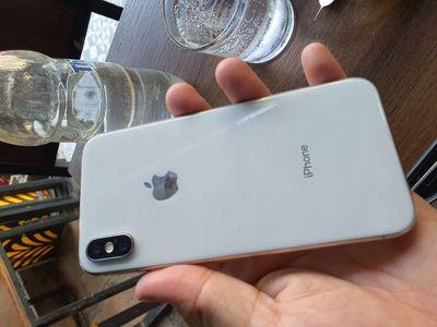 Iphone X chính hãng fpt dùng tốt tất cả