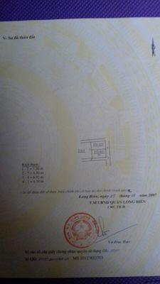 Bán Đất Bồ Đề 31m MT 4.3m Lô Góc 2 Mặt Thoáng giá