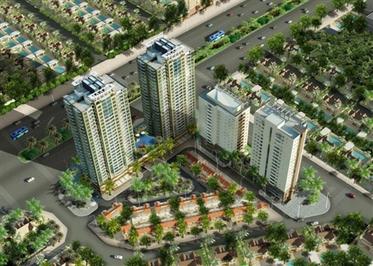 Chung cư Tây Hồ Risidence 70m² 2PN 3.2 tỷ, ck 7%