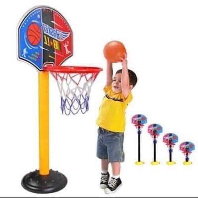 Bộ đồ chơi bóng rổ cho bé iu