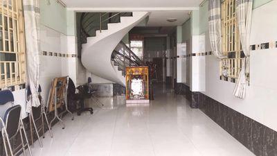 Nhà Không Ở Bán Rẻ  MT Hưng Phú  P8 Q8 (79m2)