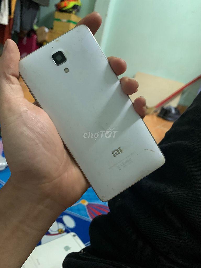 Xiaomi Mi 4 16 GB trắng ram 3g