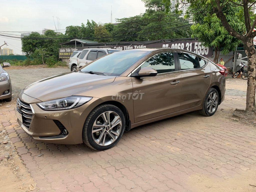 0964806789 - Hyundai Elantra 2017 Tự động chính chủ