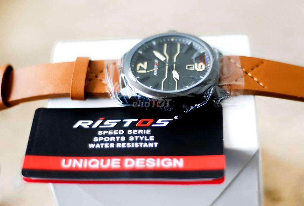 Đồng hồ nam Ristos hàng xách tay
