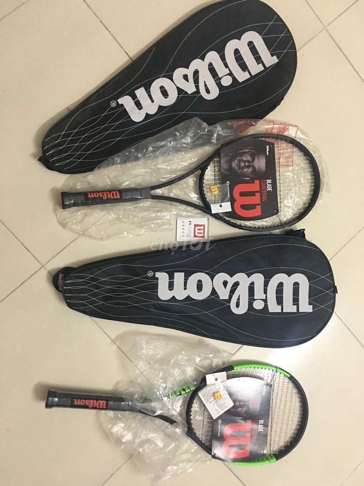 Cặp vợt tennis hàng hếch mới