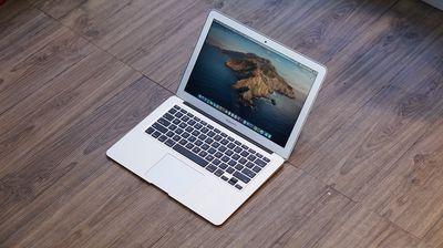 Macbook Air 2017 i5/RAM8/SSD128GB- TRẢ GÓP