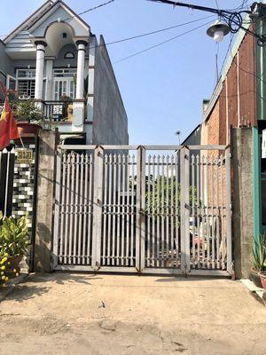 Đất 4x20m, xây tự do gần chợ Đại Hải, Phan Văn Hớn