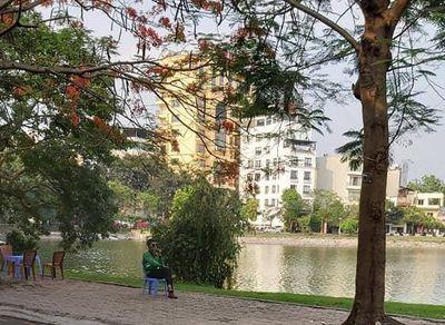 Nhà cấp 4, mảnh đất đẹp ven Hồ Ba Mẫu, 9,2 tỷ